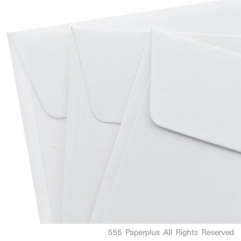 ซองเอกสาร No.3 3/4x3 3/4 ขาว (50 ซอง) Code 48599